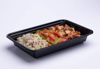KETO | Chicken Fajitas