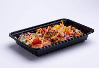 KETO   Turkey Taco Bowl