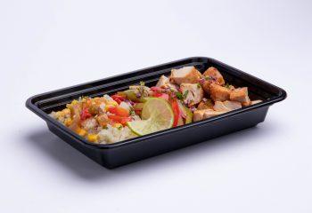 LEAN | Chicken Fajitas