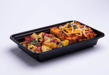 LEAN | Enchilada Lasagna
