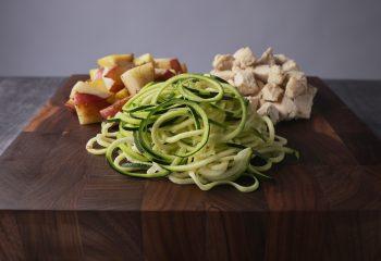 DIY   Zucchini Noodles 1 LB
