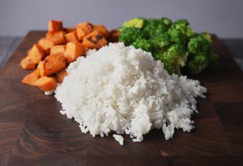 DIY   Organic White Rice 1 LB