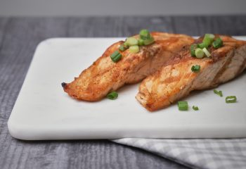 DIY   Grilled Salmon 1 LB